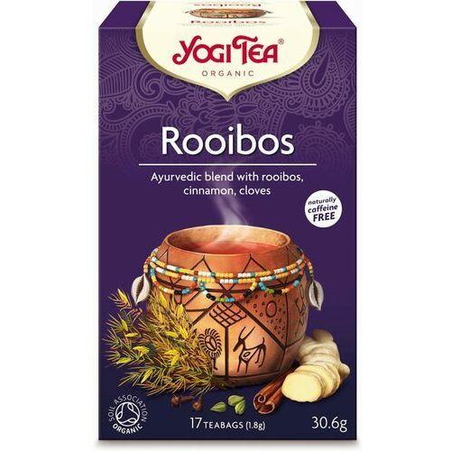 HERBATKA ROOIBOS BIO (17 x 1,8 g) 30,6 g - YOGI TEA