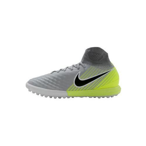 Nike Performance MAGISTAX PROXIMO II DF TF Korki Turfy wolf grey/black/cool grey/pure platinum (0883153050814)