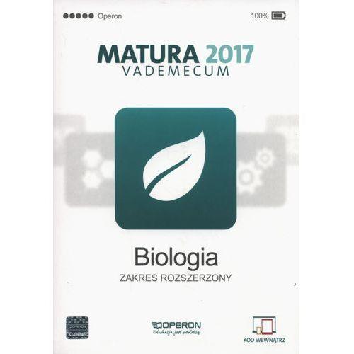Biologia Matura 2017 Vademecum Zakres Rozszerzony - Betleja Laura, Falkowski Tomasz, Jakubik Beata, oprawa miękka