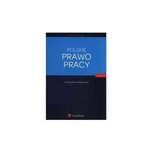 Polskie prawo pracy. Darmowy odbiór w niemal 100 księgarniach!, LexisNexis