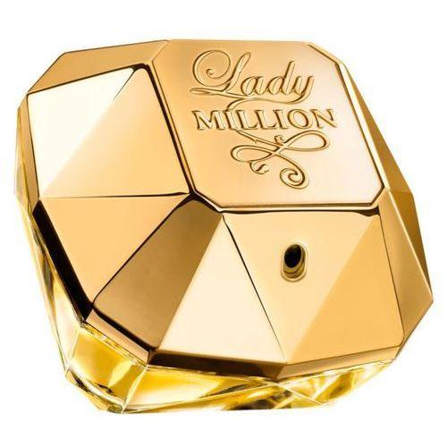Paco rabanne lady million, woda perfumowana, 80ml, tester (w) (3349668508556)