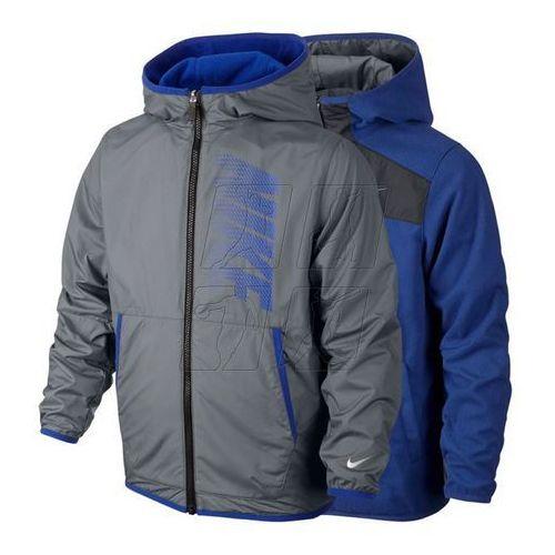 Kurtka dwustronna Nike Sportswear Alliance Reversible Fleece-Lined Junior 679826-065 - produkt z kategorii- kurtki dla dzieci