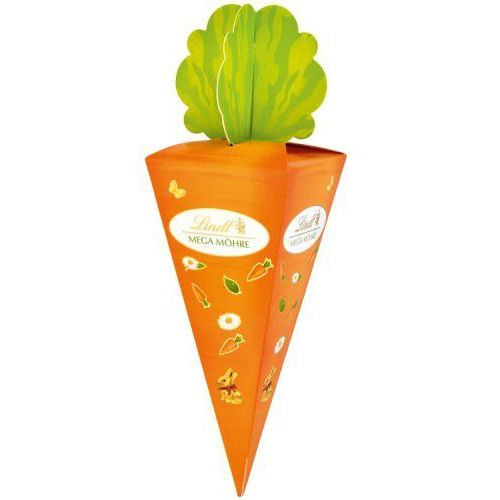 Lindt Bombonierka marchewka carrot 179,5g