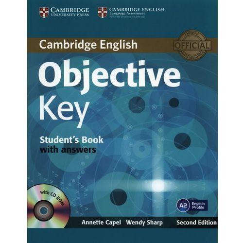 Cambridge English Objective Key. Podręcznik z Kluczem + CD (2013)