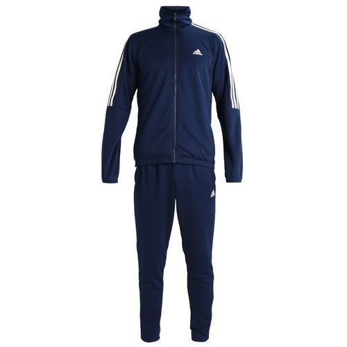 adidas Performance TIRO Dres collegiate navy/white, kolor niebieski