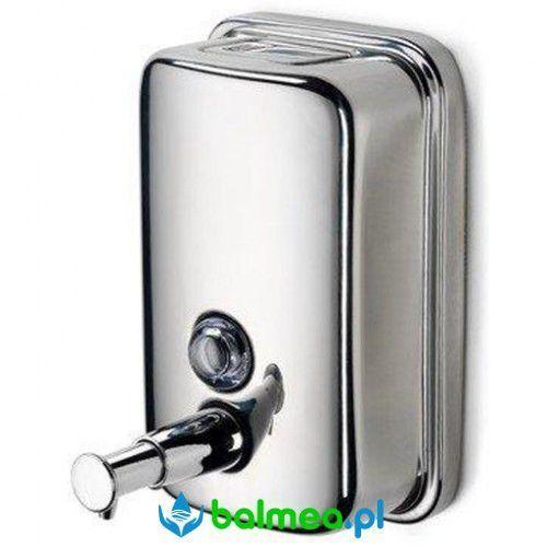 Dozownik mydła w płynie 0,5l FANECO DUO, S500SMP