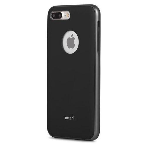 Moshi iglaze - etui iphone 7 plus (metro black) odbiór osobisty w ponad 40 miastach lub kurier 24h (4713057250545)