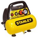 Produkt Stanley Kompresor bezolejowy 6L/1.5KM/8BR / GRATIS, marki STANLEY - Pneumatyka