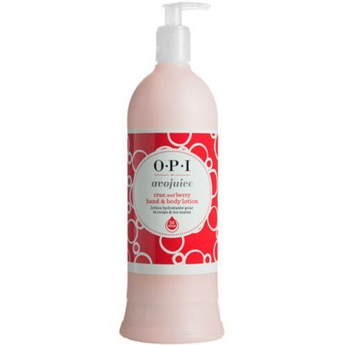 avojuice cran & berry juice hand & body lotion balsam do dłoni i ciała - żurawina (600 ml) marki Opi