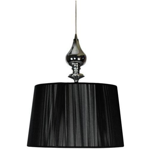 Candellux Lampa wisząca gillenia 31-21437 czarny + darmowy transport! (5906714721437)