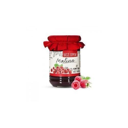 Konfitura domowa z malin 320g Premium Rosa