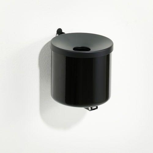 Aj Popielnica ścienna scott wys. 160 mm czarny