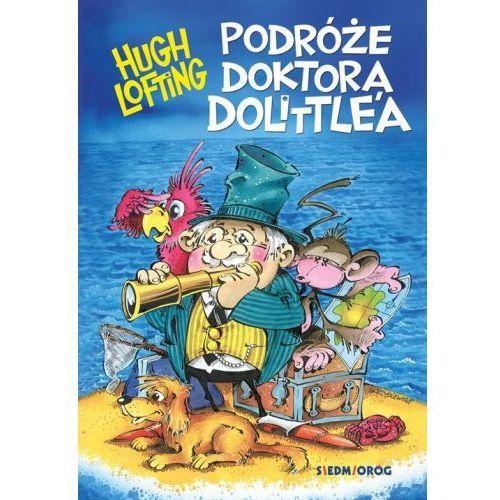 Podróże doktora Dolittle'a [Lofting Hugh], Hugh Lofting