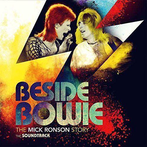 BESIDE BOWIE: THE MICK RONSON STORY THE SOUNDTRACK - Różni Wykonawcy (Płyta CD) (0600753826300)