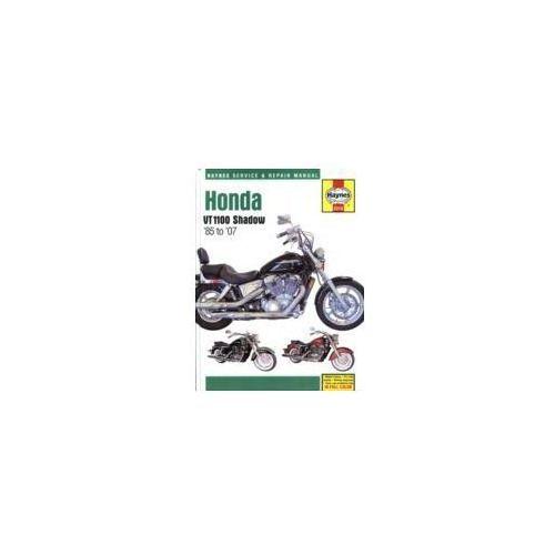 Honda Vt1100 Shadow Service And Repair Manual (9781620921463)