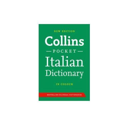 Collins Pocket Italian Dictionary, Collins Dictionaries