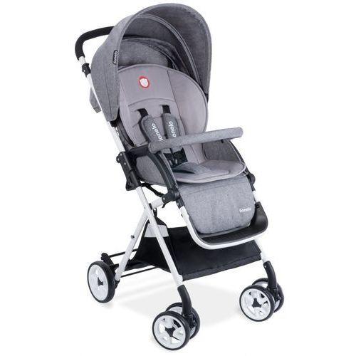 wózek spacerowy lea grey - darmowa dostawa!!! marki Lionelo