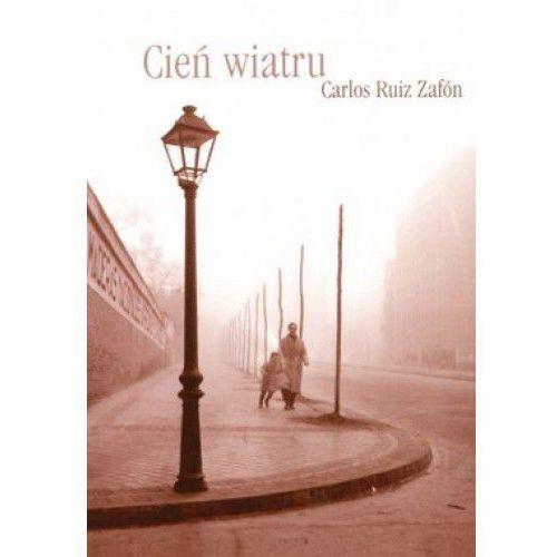 Cień wiatru. Audiobook (1 CD-MP3) Carlos Ruiz Zafon (9788374953405)