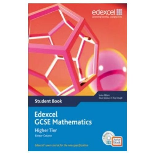 Edexcel GCSE Maths 2006: Linear Higher Student Book and Active Book with CDROM (9781903133941)