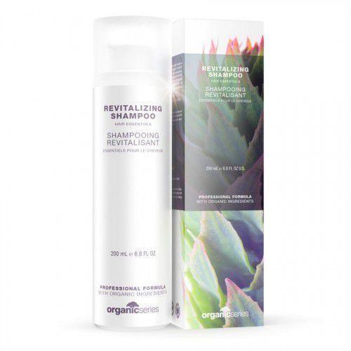 Organic Series szampon rewitalizujący do włosów 200ml, 35689
