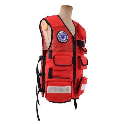 Kamizelka ratownika medycznego KM-03 (odzież medyczna)