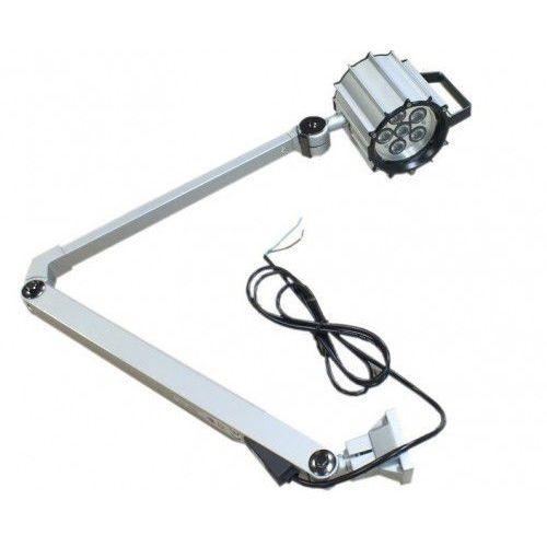 Lampa maszynowa przemysłowa 12w led l marki Pulsari