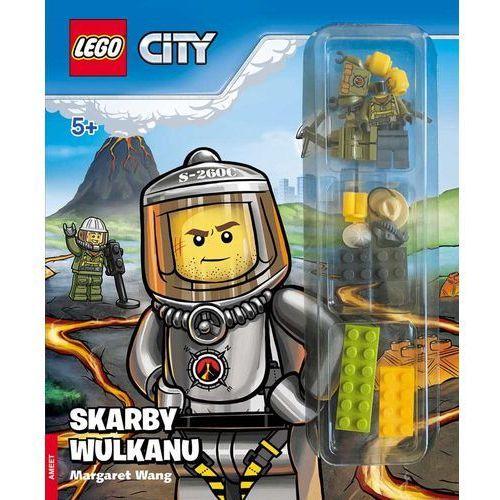 Lego City. Skarby wulkanu, pozycja wydawnicza