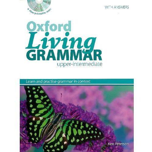 Oxford Living Grammar Upper-Intermediate SB Pack(CD-ROM), oprawa miękka