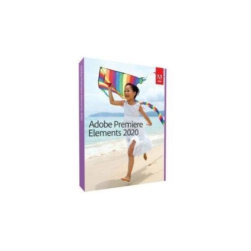 Adobe Premiere Elements 2020/Wersja PL/Szybka wysyłka/F-VAT 23% (5051254650188)
