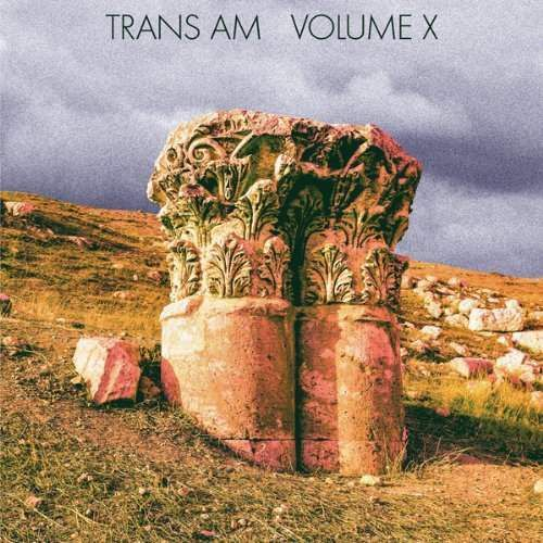 Volume x - trans am (płyta cd) marki Rockers publishing