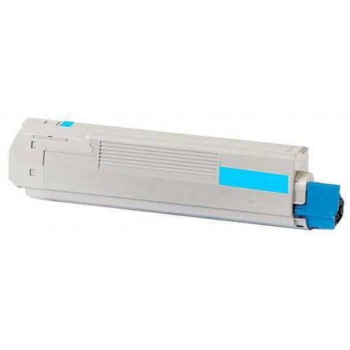 Toner zamiennik DT9300CO do OKI C9300 C9500, pasuje zamiast OKI 41963607 Cyan, 15000 stron A3