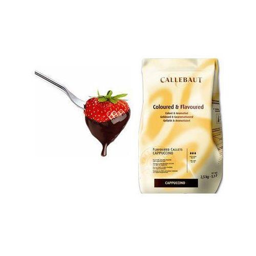 Czekolada cappuccino do fondue oraz fontann | 2,5 kg marki Callebaut