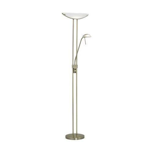 EGLO 85974 - Lampa podłogowa BAYA brąz