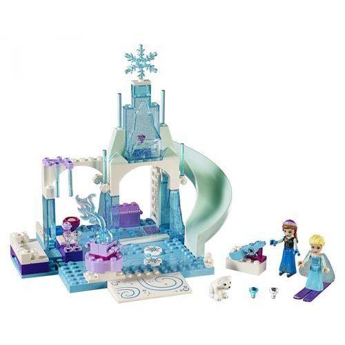 LEGO Juniors, Plac zabaw Anny i Elsy z Krainy Lodu, 10736