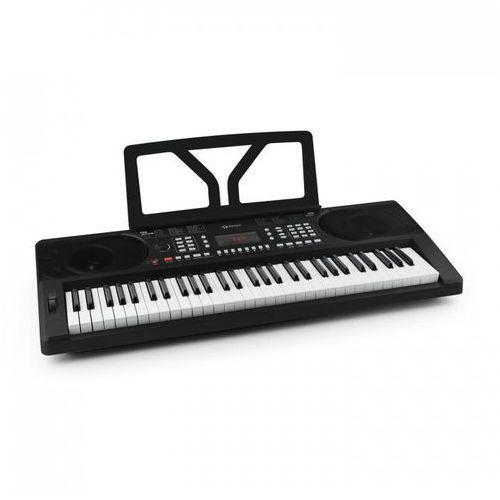 Etude 300 keyboard 61 klawiszy 300 głosów 300 rytmów 50 demo czarny