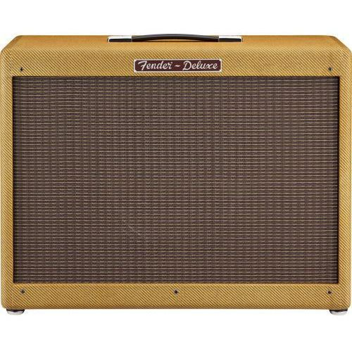 Fender hot rod deluxe 112 enclosure, lacquered tweed wzmacniacz do gitary