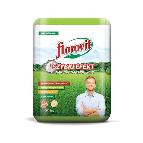 Florovit nawóz do trawników szybki efekt 25 kg