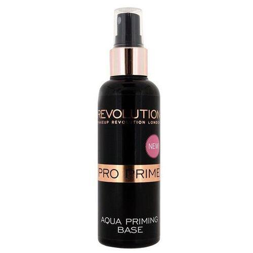 Makeup revolution pro prime baza pod makijaż-spray aqua priming base 100ml - make up revolution (5029066072252)