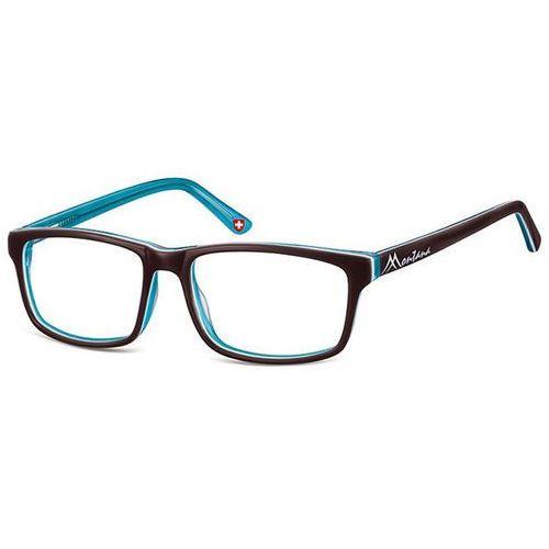 Okulary korekcyjne ma69 barry f marki Montana collection by sbg