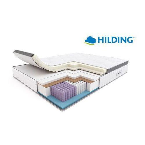Hilding electro – materac multipocket, sprężynowy, rozmiar - 80x200, pokrowiec - tencel new najlepsza cena, darmowa dostawa