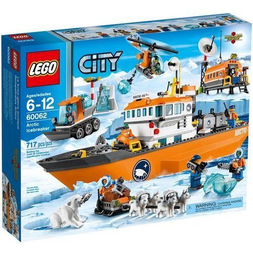 Lego City LODOŁAMACZ ARKTYCZNY 60062 z kategorii: klocki dla dzieci