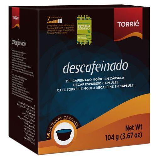 Torrie Descafeinado (kawa bezkofeinowa) kapsułki do Dolce Gusto – 16 kapsułek