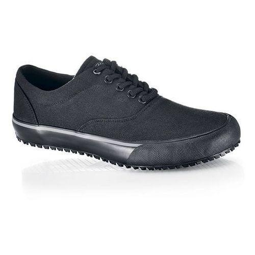 Buty damskie | athletic - saratoga canvas | czarne | rozmiary 35-43, marki Shoes for crews
