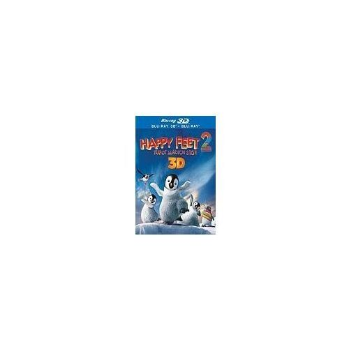 Happy Feet 2: Tupot Małych Stóp 3-D (2Bd)(2Blu-ray) (7321999317096)