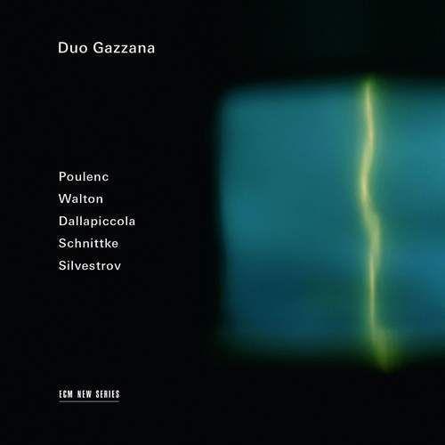 Duo Gazzana - SCHNITTKE/POULENC/SILVESTROV/WALTON/DALLAPICCOLA, 4810894