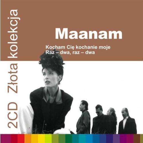 Maanam - złota kolekcja vol. 1 & vol. 2 - album 2 płytowy (cd) marki Emi music poland