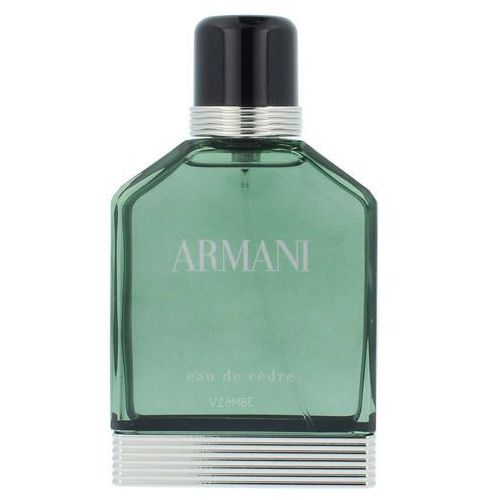 giorgio armani armani eau de cedre woda toaletowa 100 ml spray men 100ml edt, marki Giorgio armani
