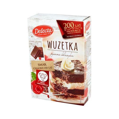 DELECTA 490g Wuzetka Ciasto w proszku
