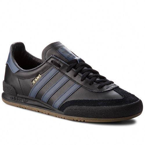 Buty adidas - Jeans B42228 Cblack/Trablu/Gum5, w 4 rozmiarach