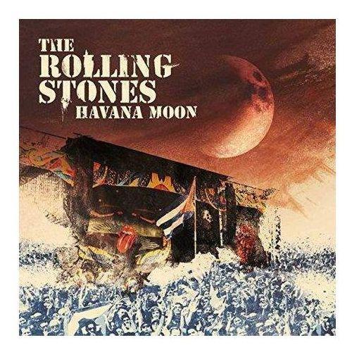 Universal music Havana moon (cd+dvd) - the rolling stones